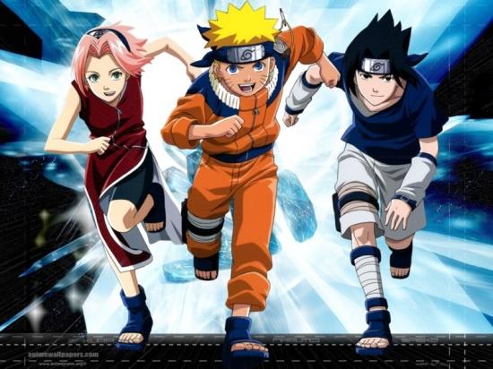 Games Naruto